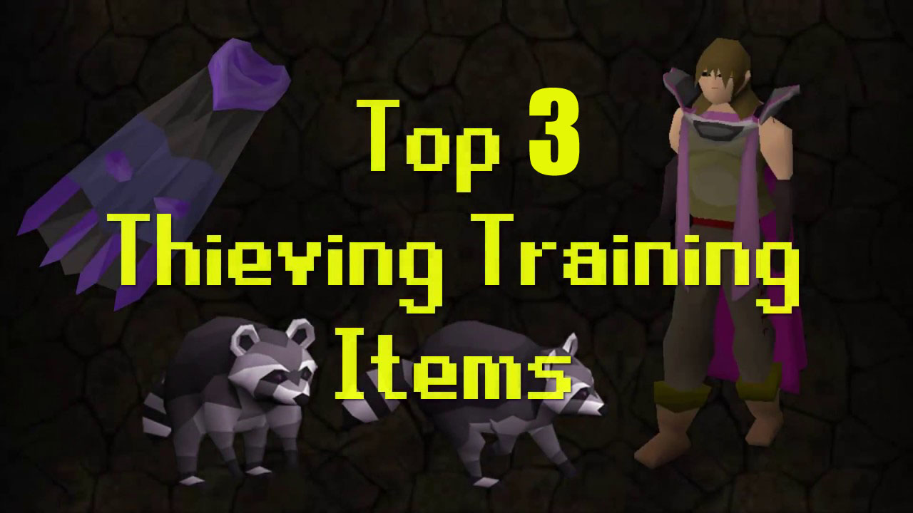 Best Items For Thieving In Old School Runescape