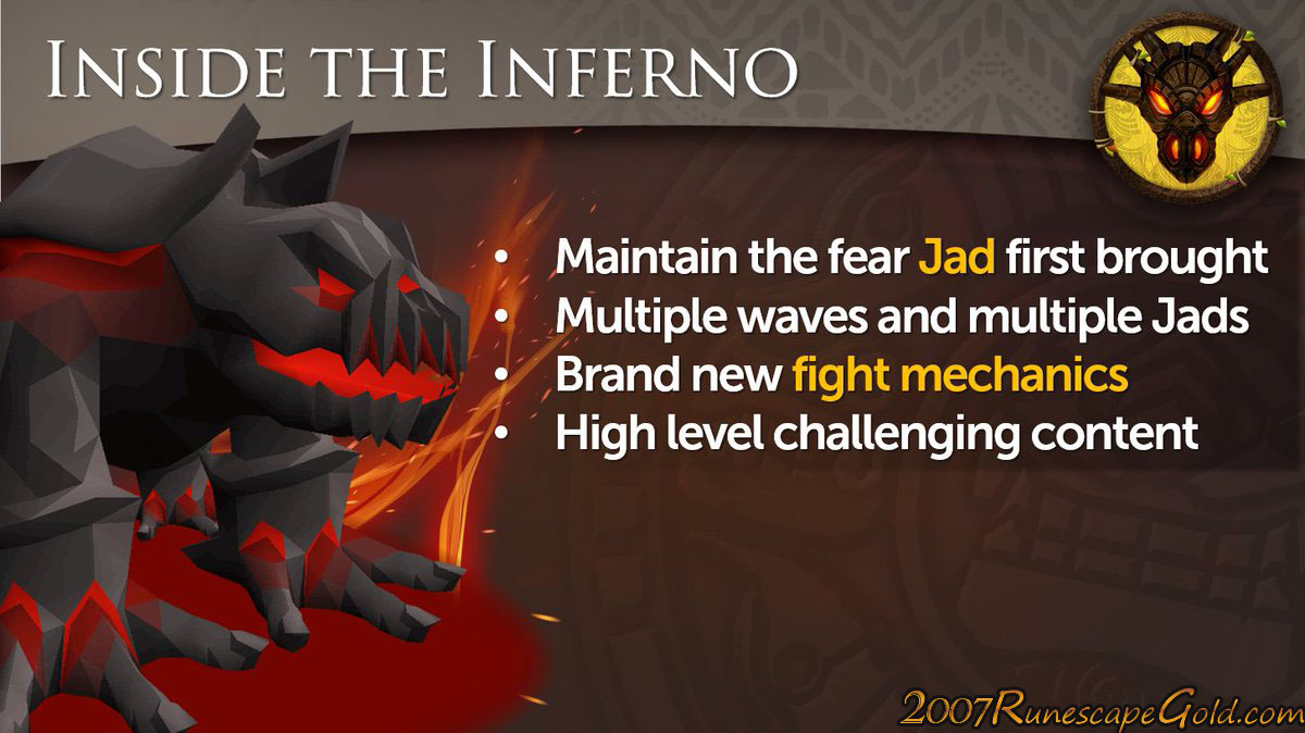 OSRS The Inferno Challenge