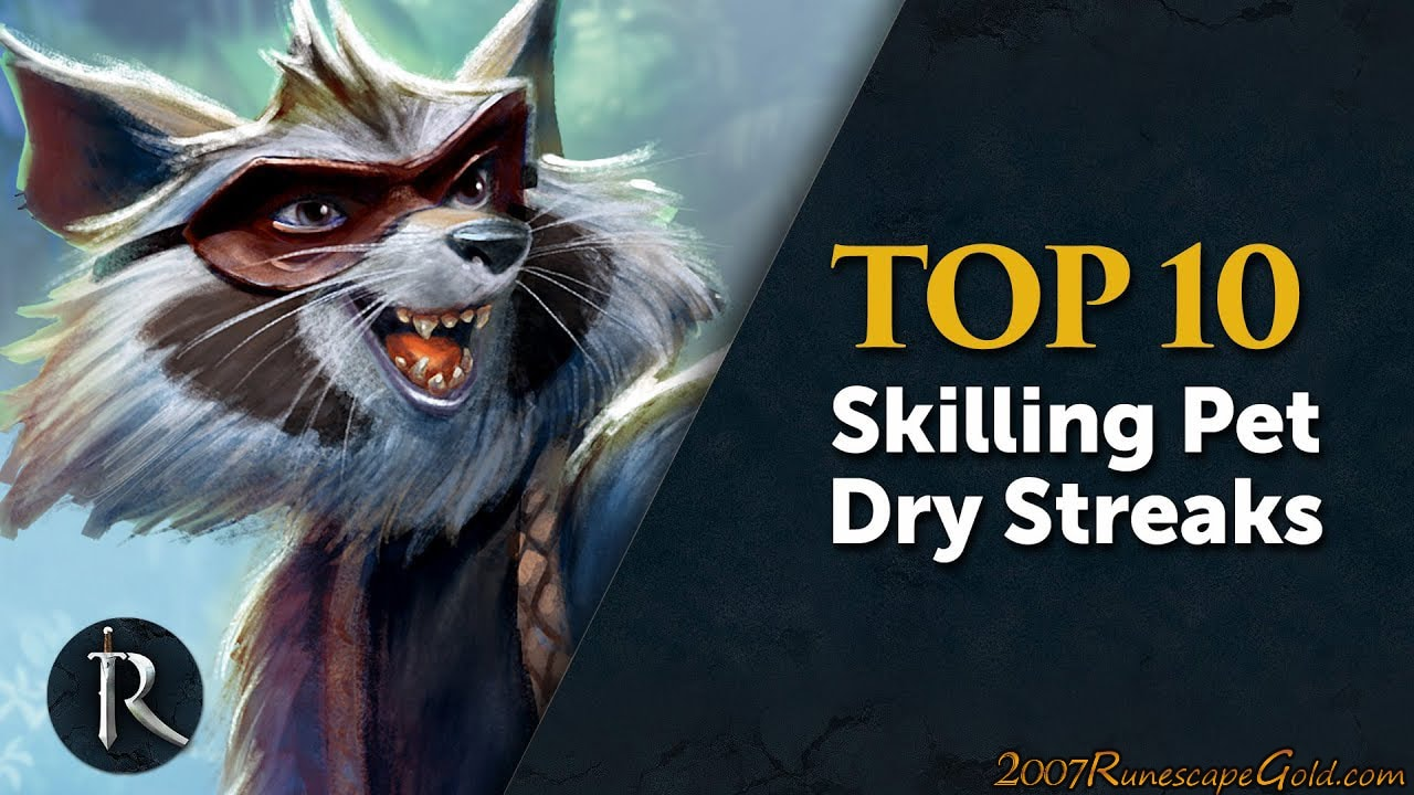 The Best Skilling Pets In Runescape