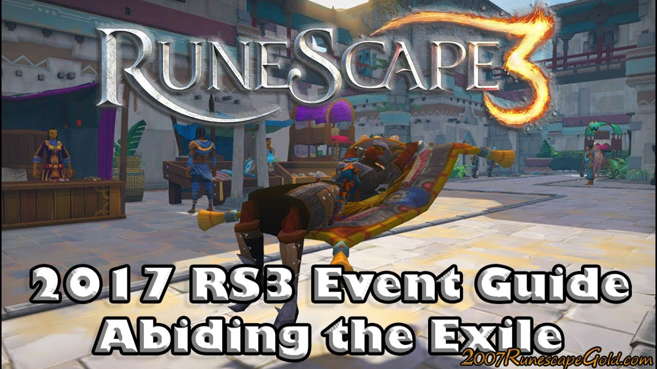 Runescape3 Event Guide - A Quick event Overview