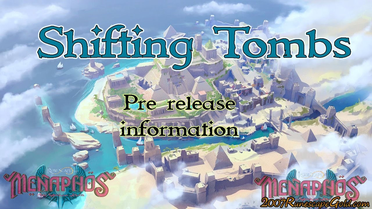 RS Shifting Tombs Thoughts