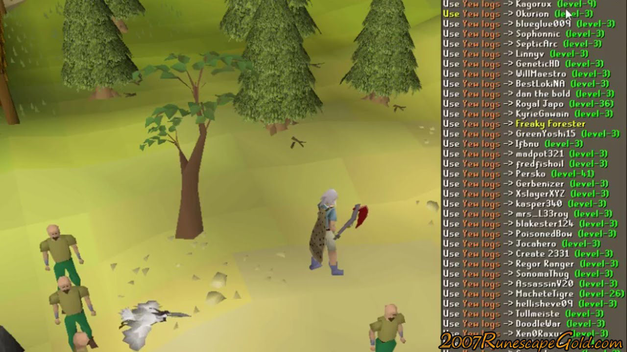 Is Naming And Shaming Runescape Bots The Right Thing To Do