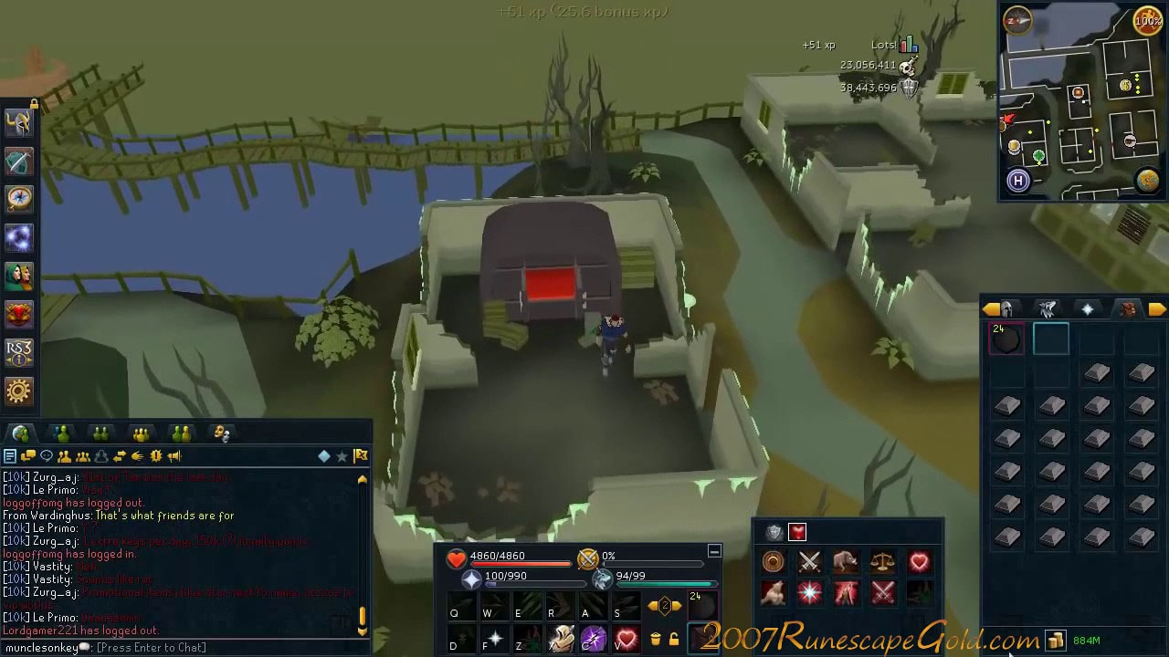 how to get cannonballs osrs