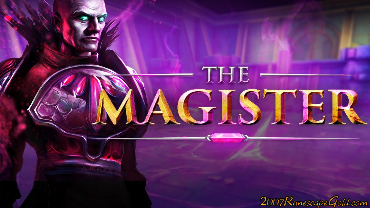 New Runescape Slayer Boss - The Magister