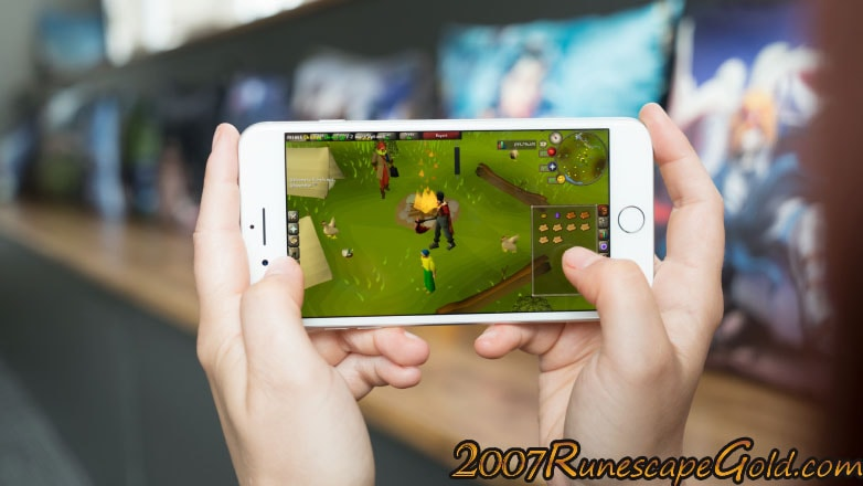 Early Thoughts On Old School Runescape Mobile