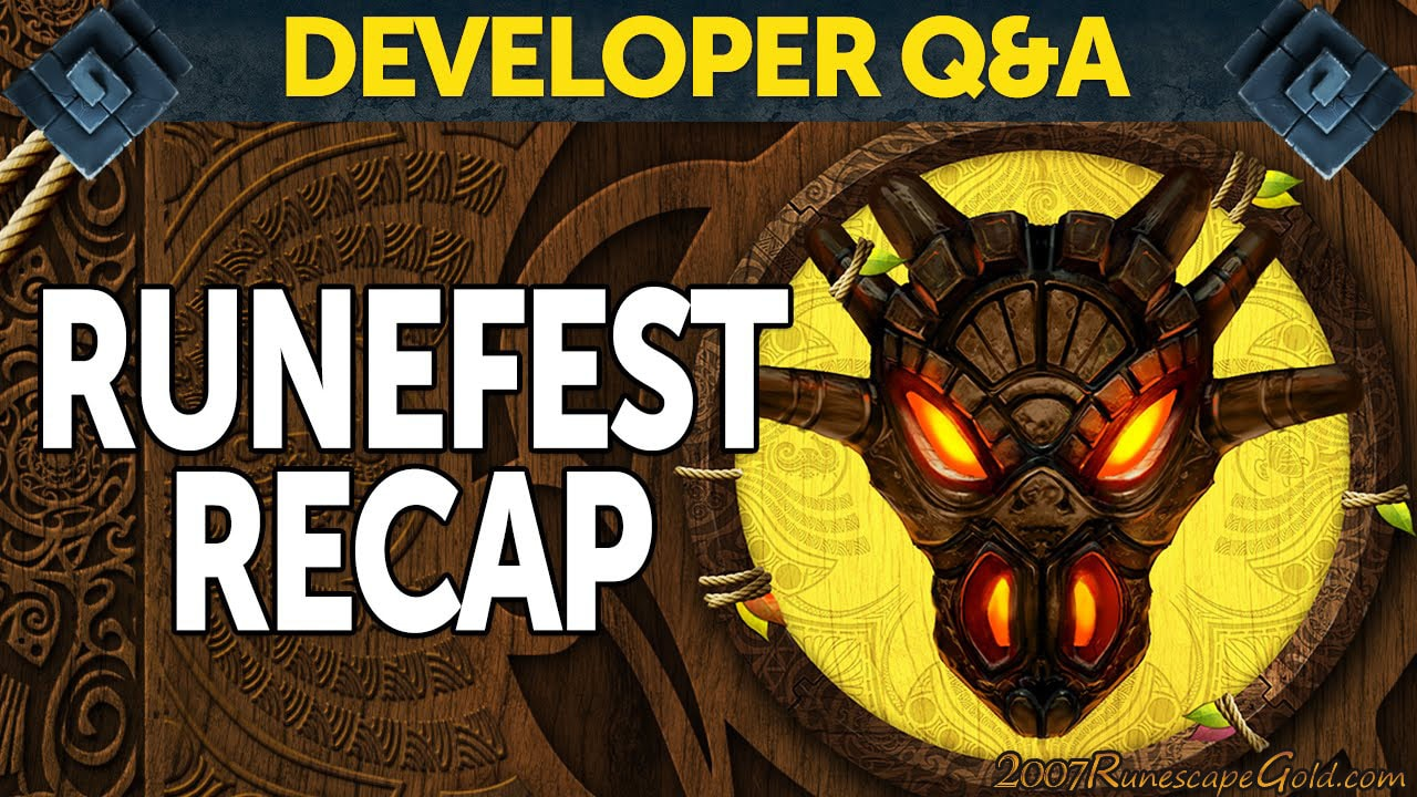 Highlights From Runefest Q&A