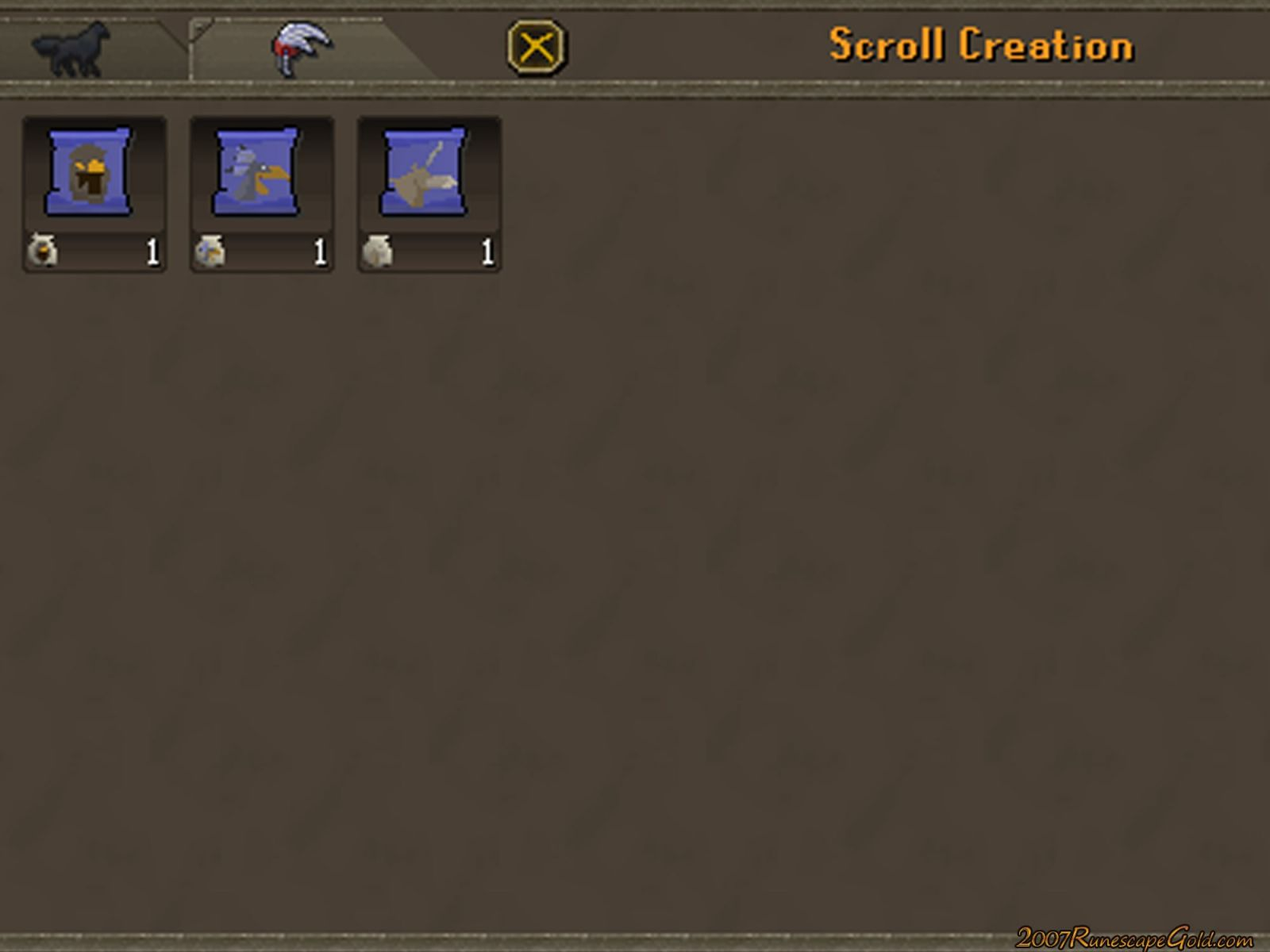 RuneScape Pyrelord Summoning Pouch