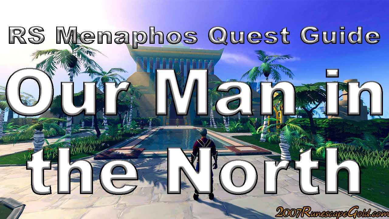Runescape Our Man In The North Quest Guide