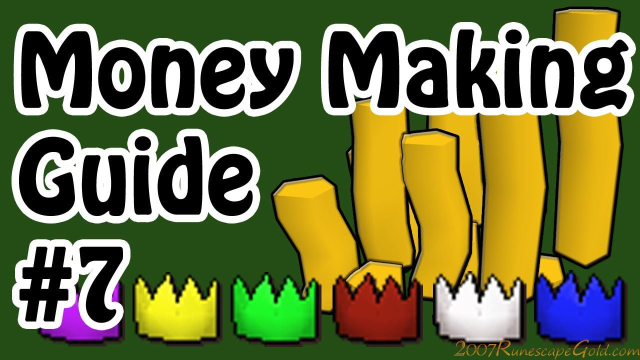 RuneScape Money Making Guide Making Millions in 2017