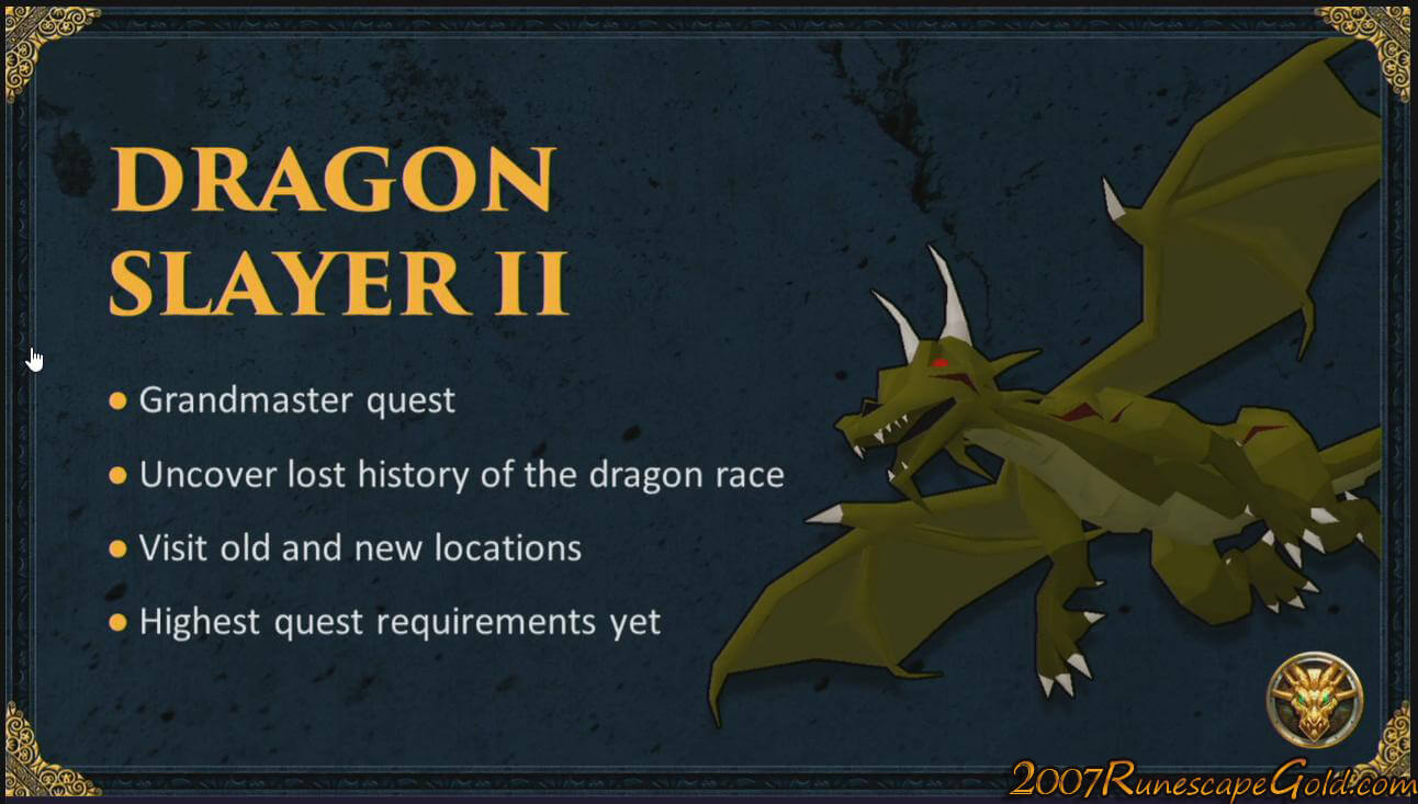 What Are The OSRS Dragon Slayer II Rewards?