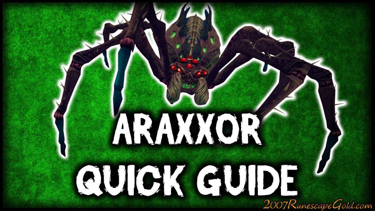 Tips For Defeating Araxxor In Runescape