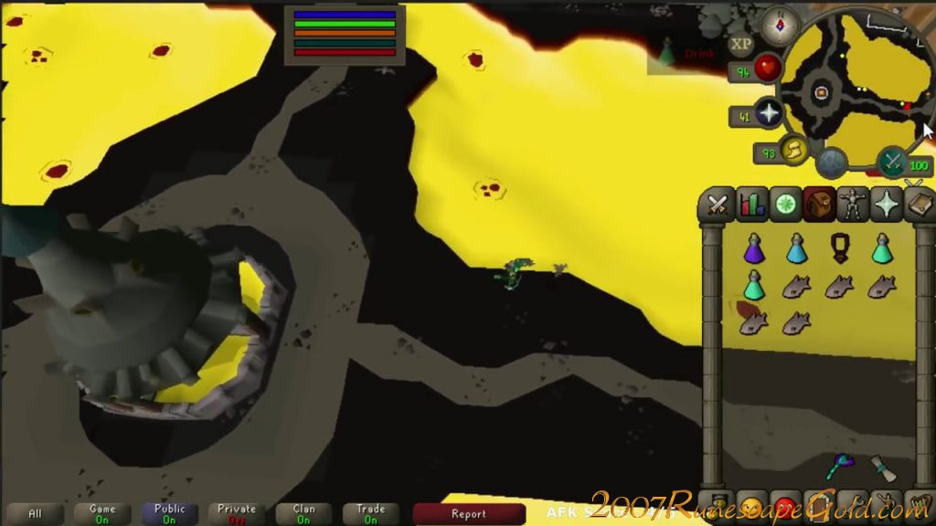 Old School RuneScape Making Money in Combat