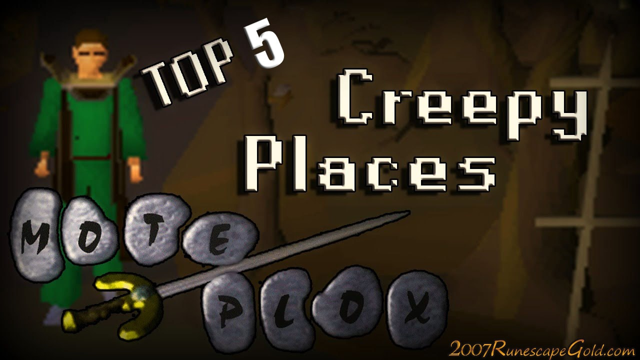 Top Five Scariest Places In Old School RuneScape