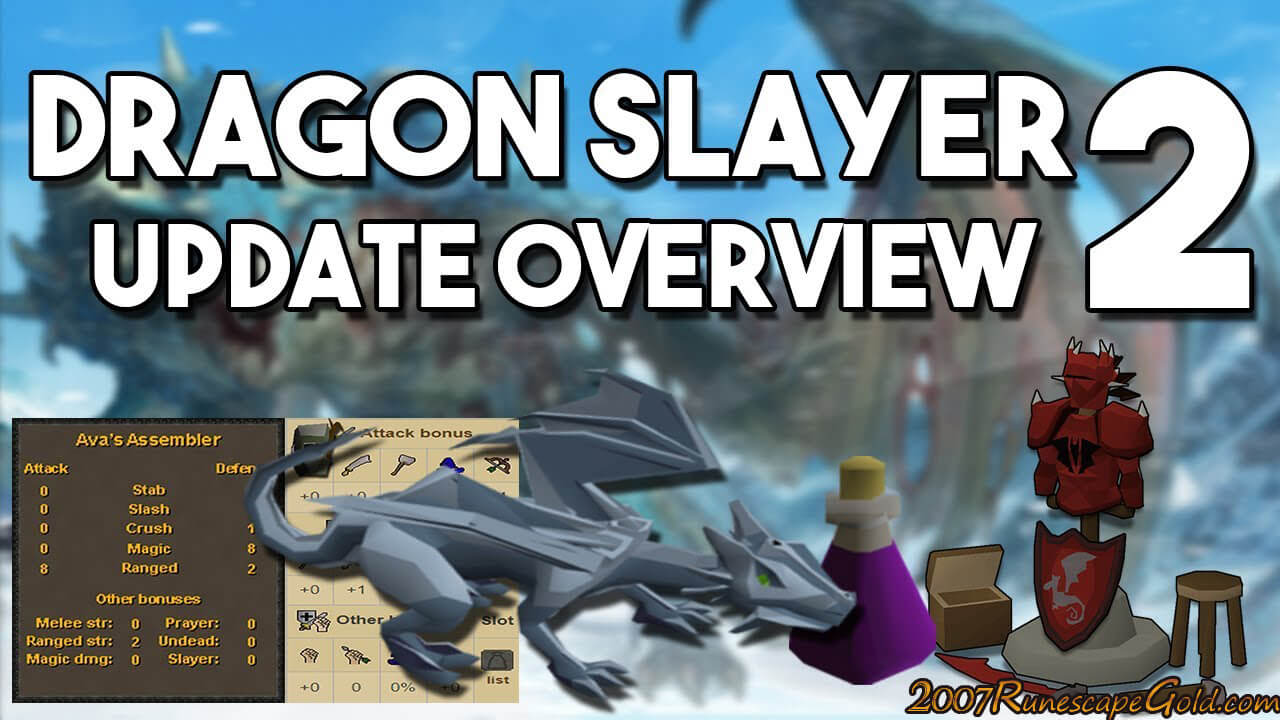 How To Get Ready For Dragon Slayer II In OSRS?