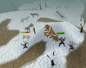Runescape 3 Killing wolves Gold making guide