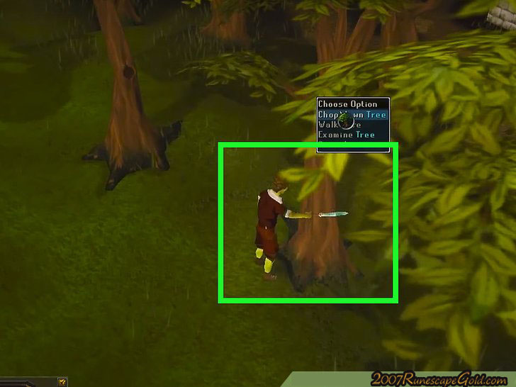 Quick Cash And Quick XP Woodcutting OSRS Guide