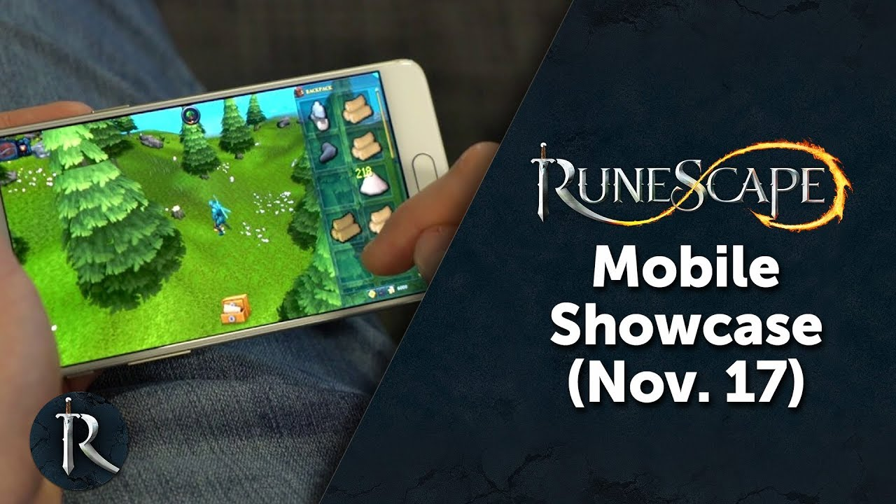 How Is Runescape Mobile Moving Along?
