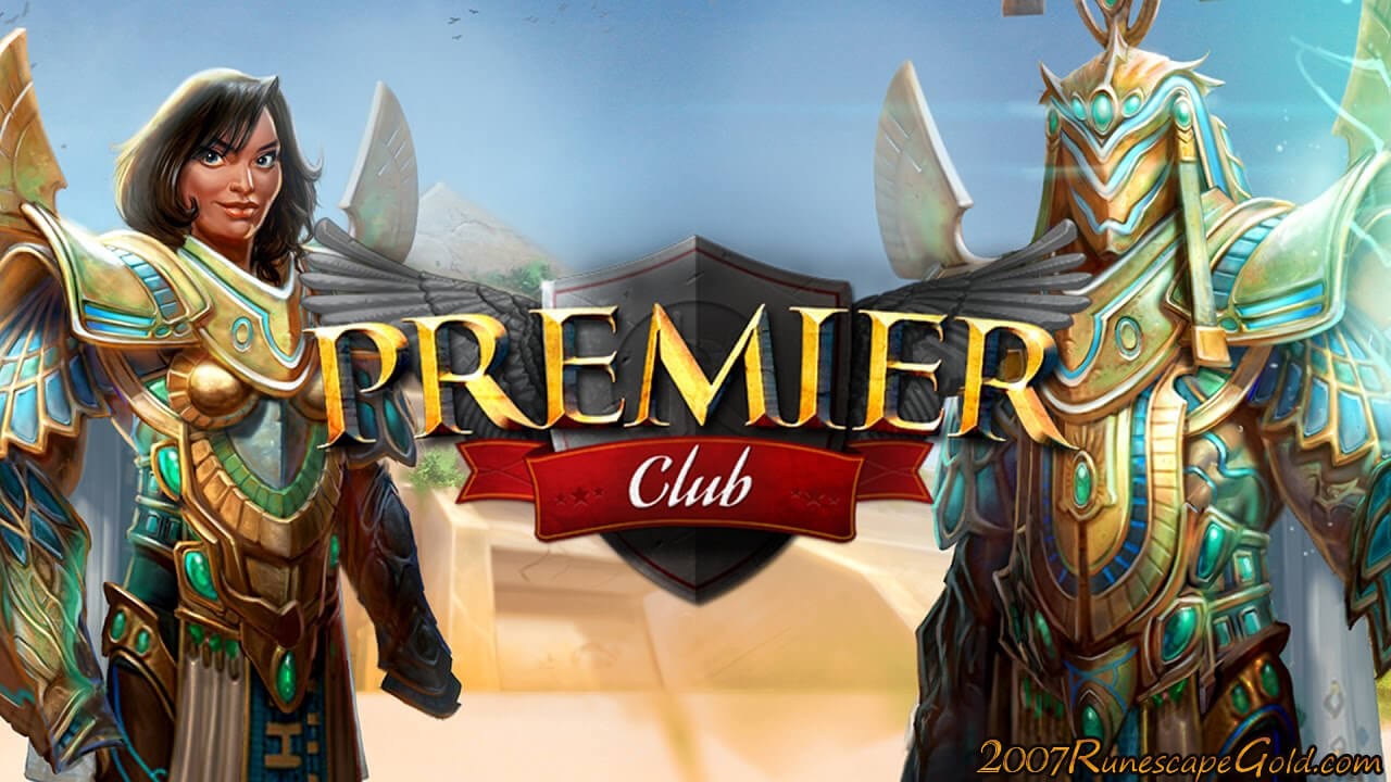 Runescape Premier Club 2018 Details Revealed