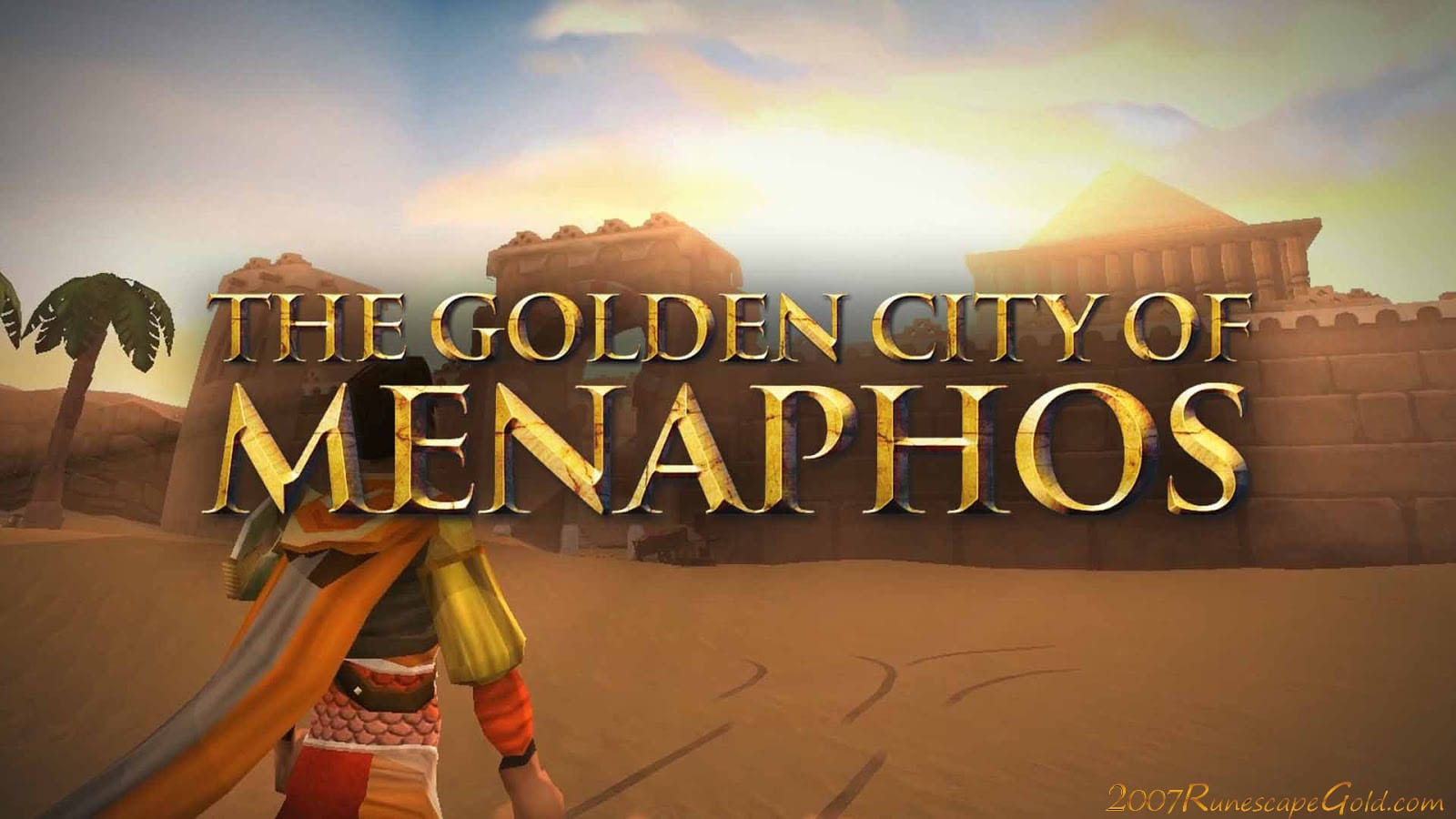 Runescape The Gates To Menaphos