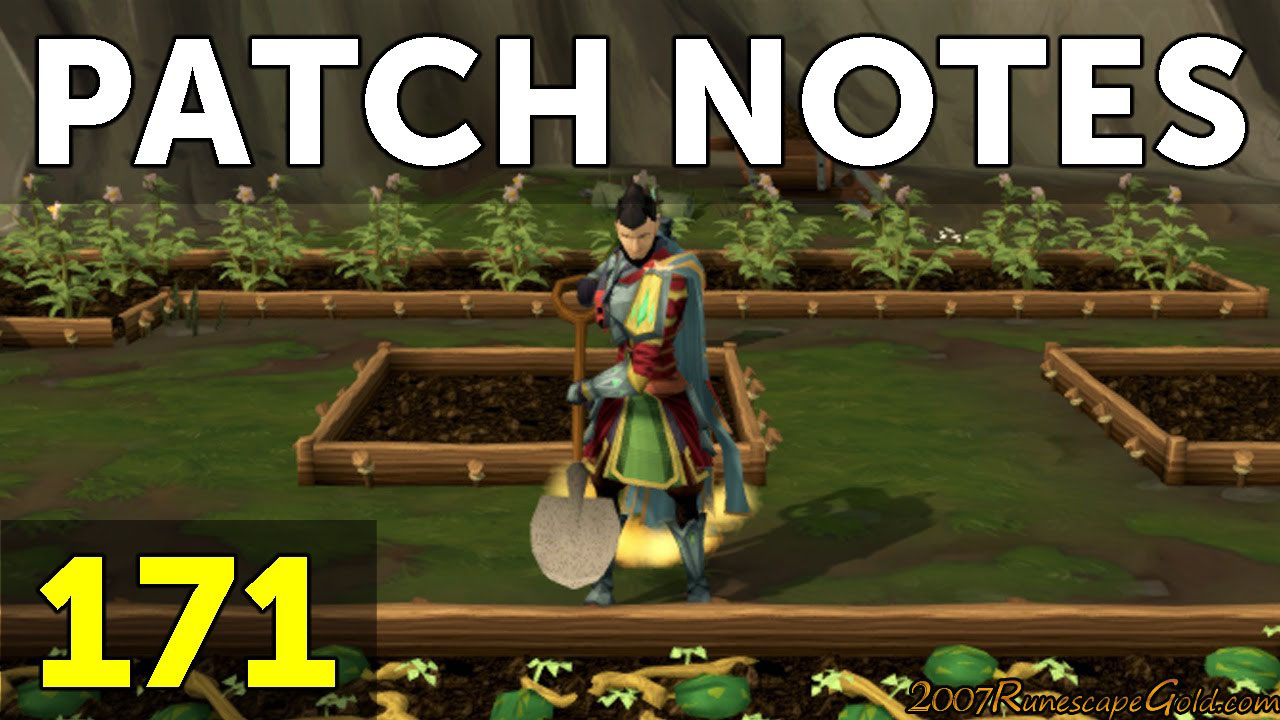 Runescape Patch Notes For 22nd May 2017