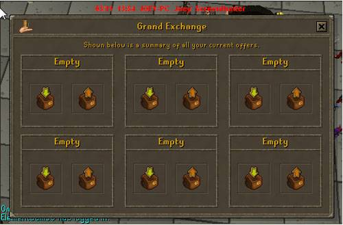 Grand Exchange an example