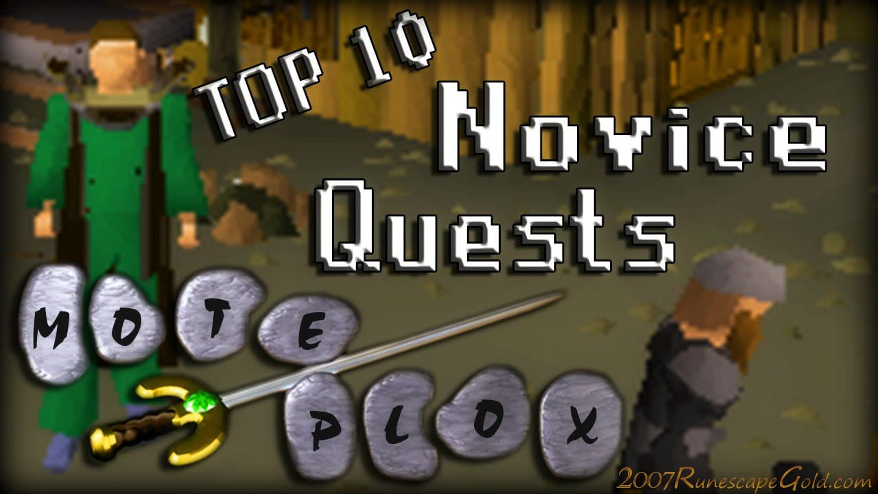 Easy OSRS Quests