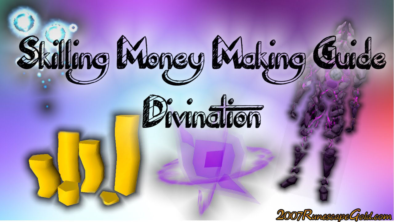 Divination Money Making Guide