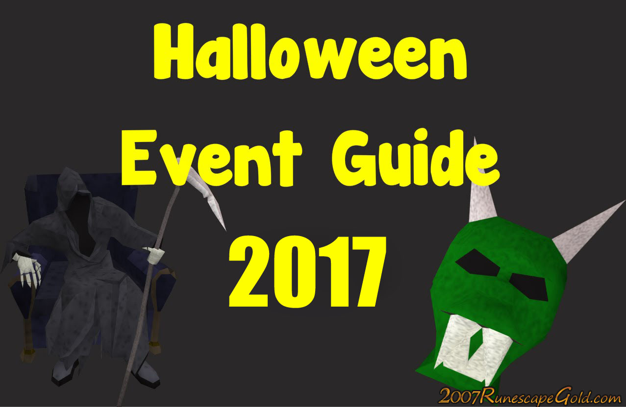 OSRS Halloween 2017 Guide