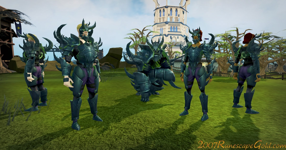 I have ideas that could be good as updates in Old School RuneScape
