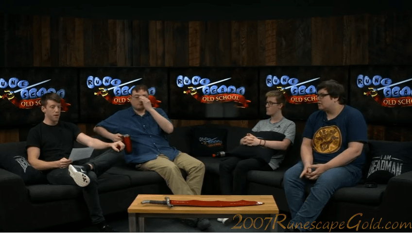 old school runescape Q&A March 2017